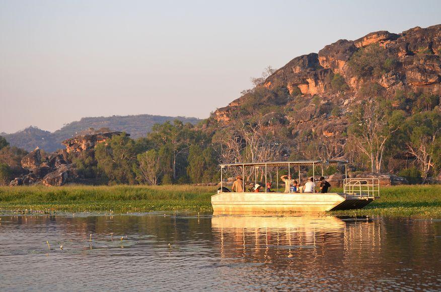 Davidsons Arnhemland Safaris Cruise