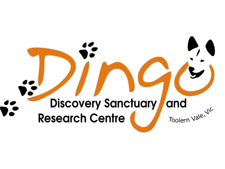Dingo Discovery and Research Centre Logo