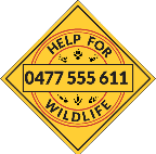 Help For Wildlife Logo