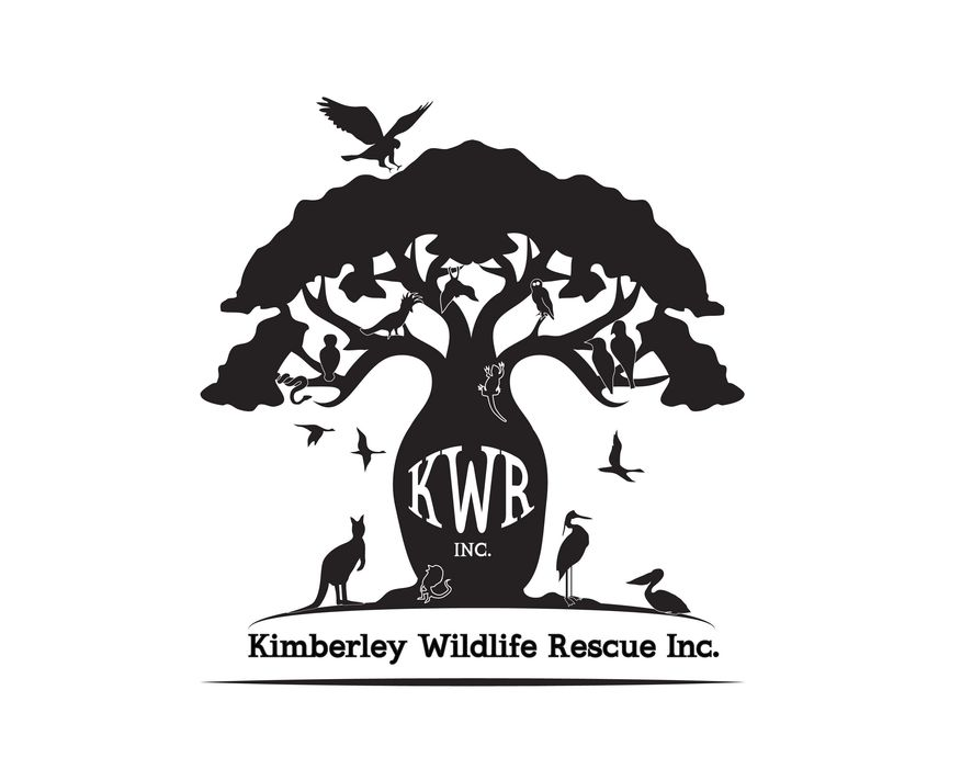 Kimberley Wildlife Rescue Logo