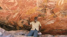 Ancient rock art - Venture North - Indigenous Tours