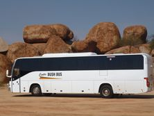 Centre Bush Bus Tours at Kata Tjuta
