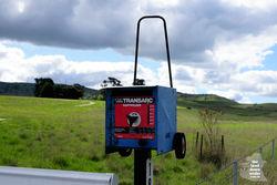 Arc Welder Letterbox - Monaro NSW