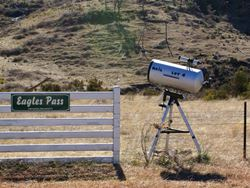 Astronomy is taken to new heights here with this creative letterbox - Victoria