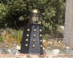 Dr Who - a Dalek Letterbox - by Sandi Kogtevs
