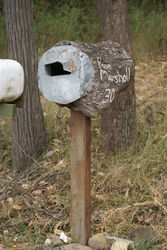 Mail Logger - Musk Victoria.