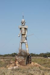 The Tin Man does live in Oz! - South Australia