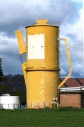 The Big Coffee Pot - Tasmania