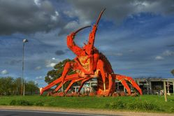 The Big Lobster - Kingston South Australia