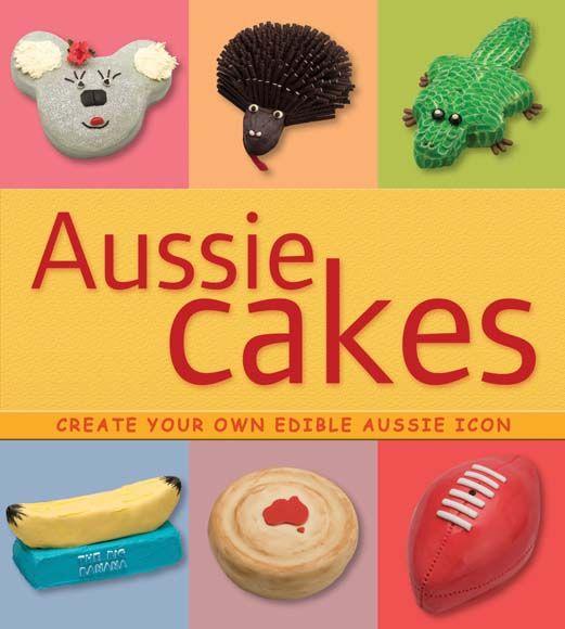 Aussie Cakes Hardcover