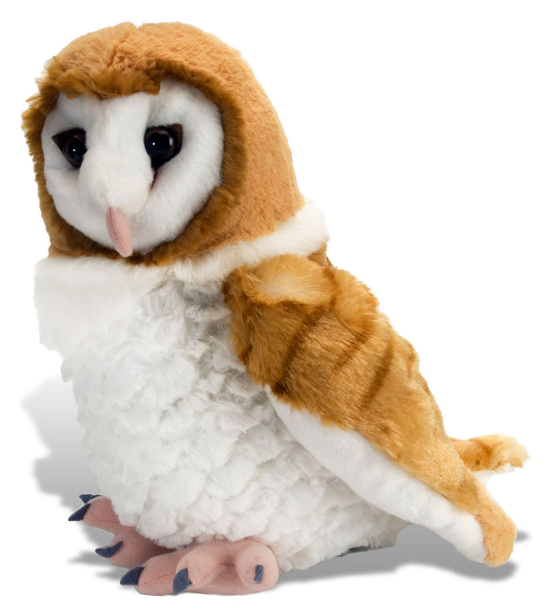 "Barn Owl - 12"" Plush"