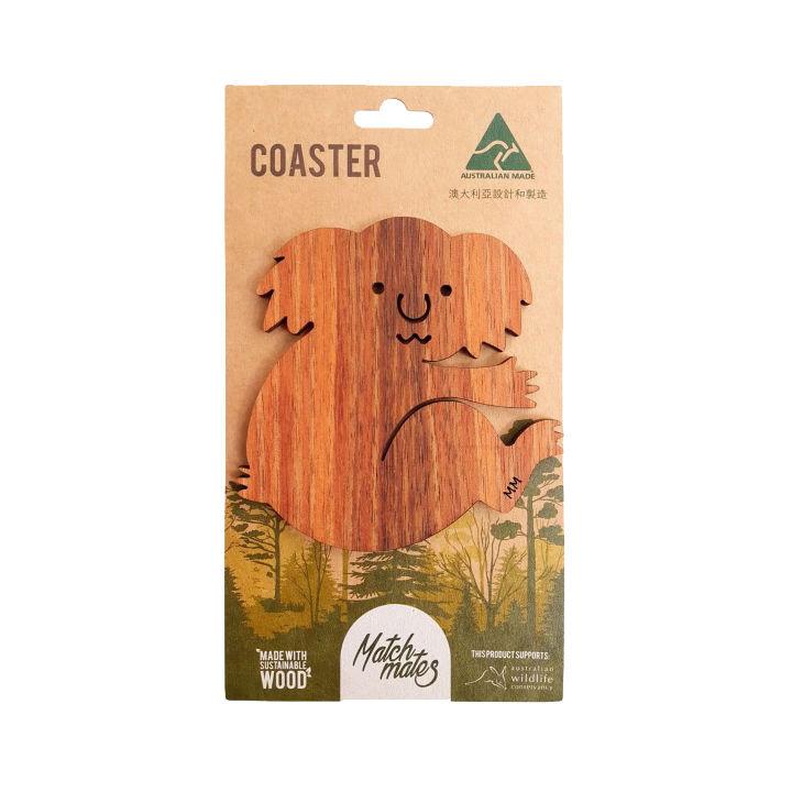 Blackwood Koala Coaster