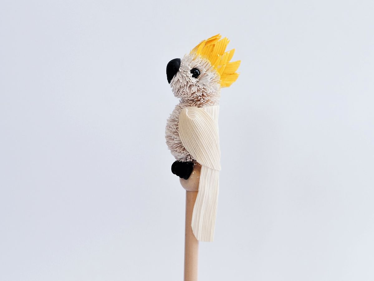 Cockatoo Pencil - The Land Down Under