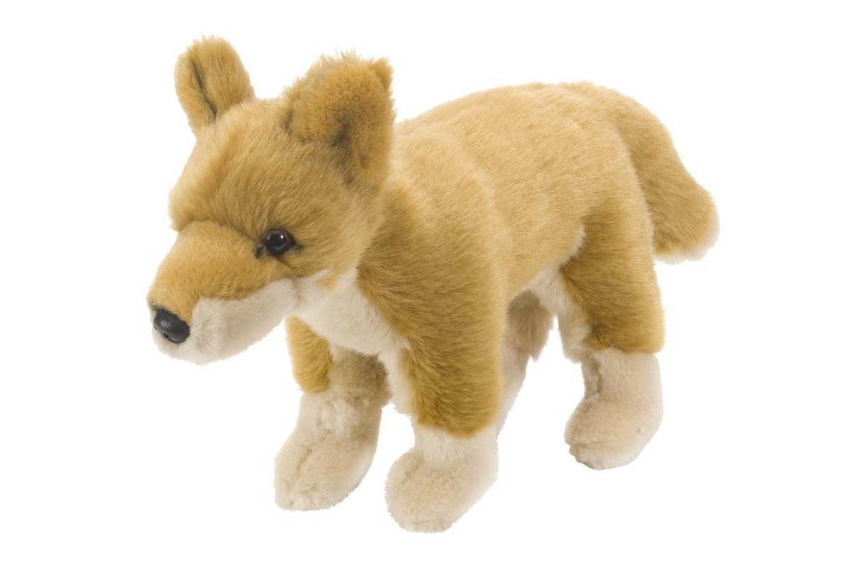 Delightful Dingo Plush Toy