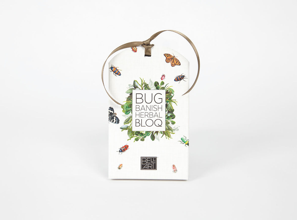 We love bugs at The Land Down Under but we don't want them nibbling at our clothes and