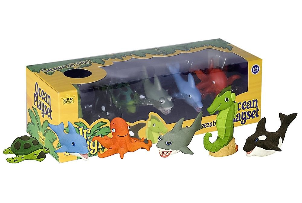 Junior Jungle Aquatic Set.