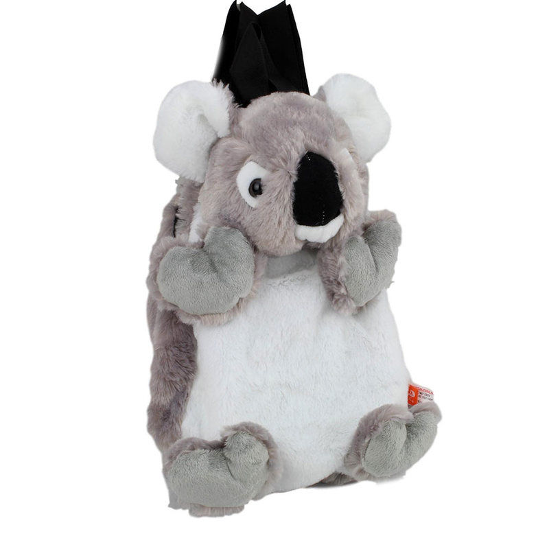 A koala backpack - the perfect travelling companion and bag. Available in The Land Down Un