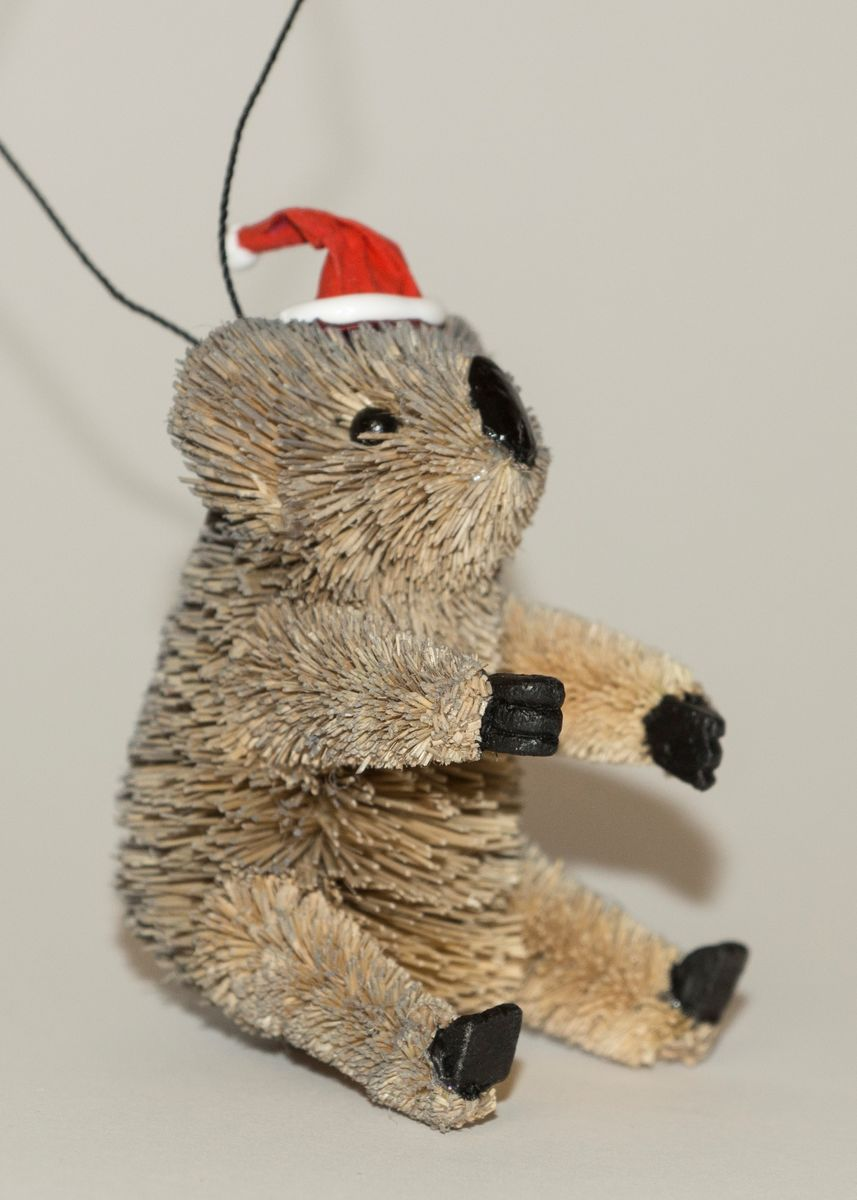 Koala Christmas Tree Decoration