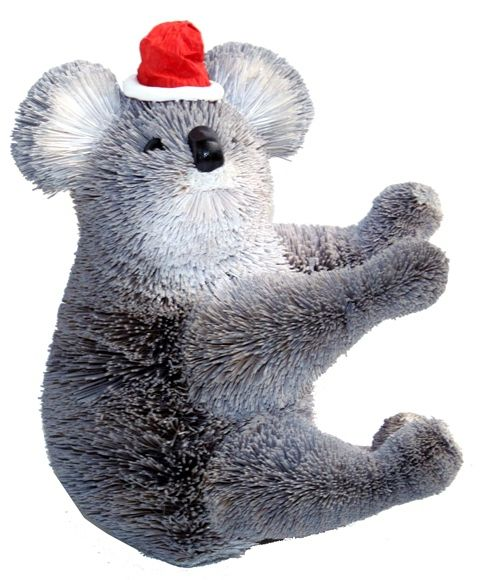 Koala Christmas Tree Topper
