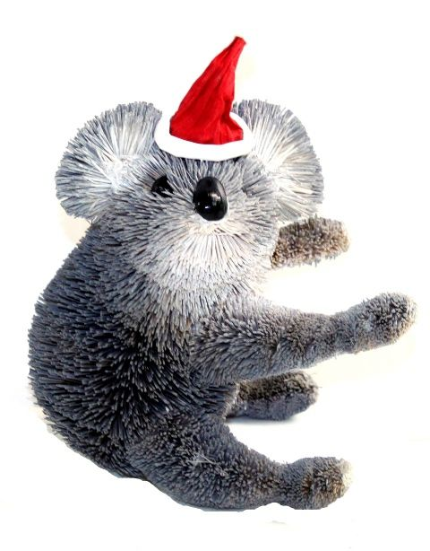 Koala Christmas Tree Topper - small