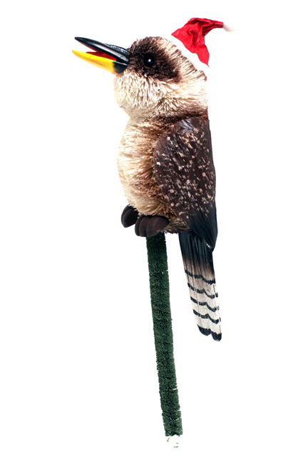Kookaburra Christmas Tree Topper