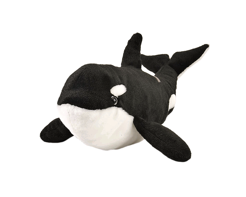 Orca - Killer Whale Plush Toy 15 inch - The Land Down Under