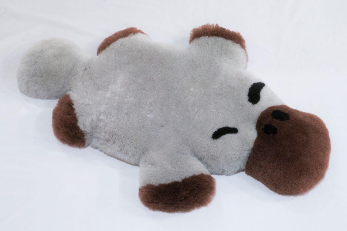 Sheepskin Platypus Pyjama Bag Or Cushion Cover The