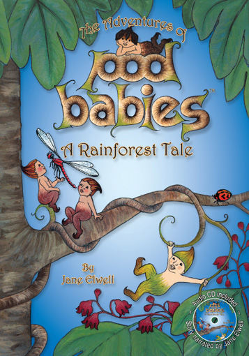 Pod Babies - A Rainforest Tale - The Land Down Under