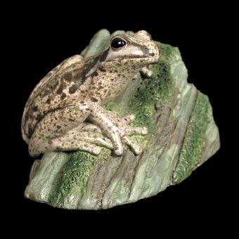 Tasmanian Tree Frog Figurine - The Land Down Under