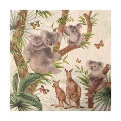 Napkins - Australian Wildlife