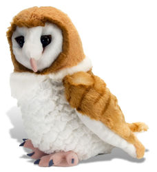 Plush - Barn Owl 12""
