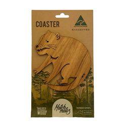 Coasters - Tasmanian Devil Blackwood