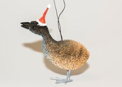 Emu Christmas Tree Decoration