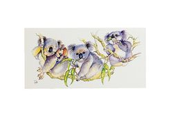 Koala Gift Wrap Pack Card
