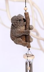 Koala Wind Chime - The Land Down Under