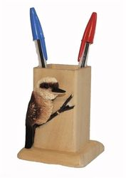 Pencil Pot - Kookaburra
