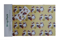 Laughing Kookaburra Gift Wrap Pack