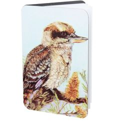 Magnetic Address Book - Kookaburra