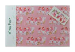 Major Mitchell's Cockatoo Gift Wrap Pack