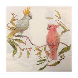 Napkins - Cockatoo and Galah