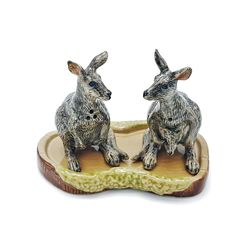 Salt & Pepper Shakers - Kangaroos
