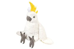 "Cockatoo 12"" Plush"