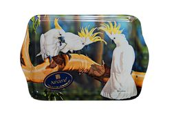 Sulphur Crested Cockatoo Scatter Tray