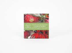 Coasters - Wildflowers - Set of 4